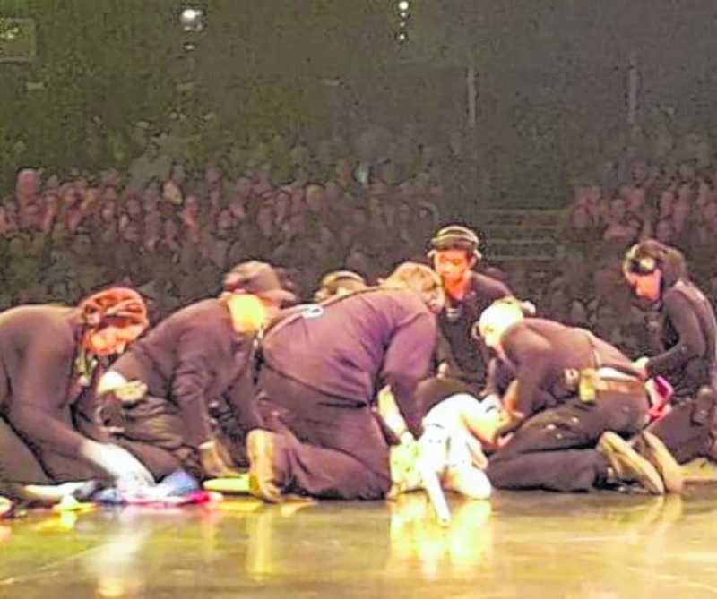 Un acróbata del Cirque du Soleil murió al caer en una función