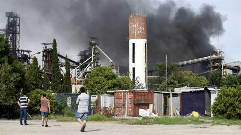Murió un segundo obrero por la explosión en Cofco