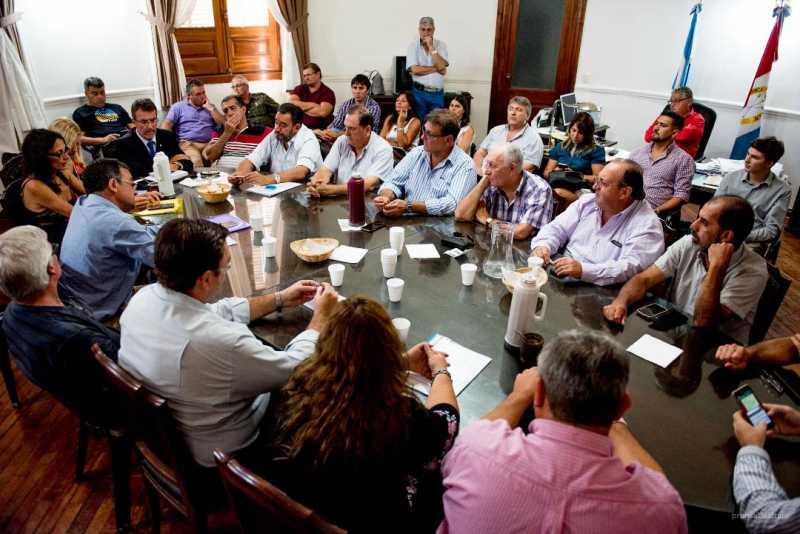 Paritaria municipal: FESTRAM rechazó el 16,5% en tres tramos