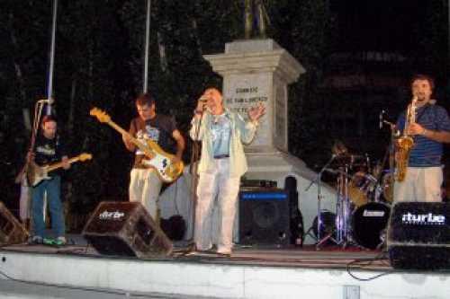 PLaza San Martín escenario de la cultura local