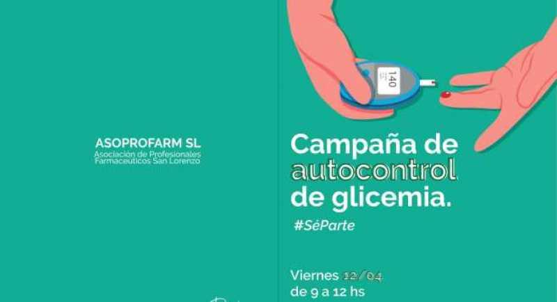 Se realizará una Campaña de Autocontrol de Glicemia en la Casa del Senado