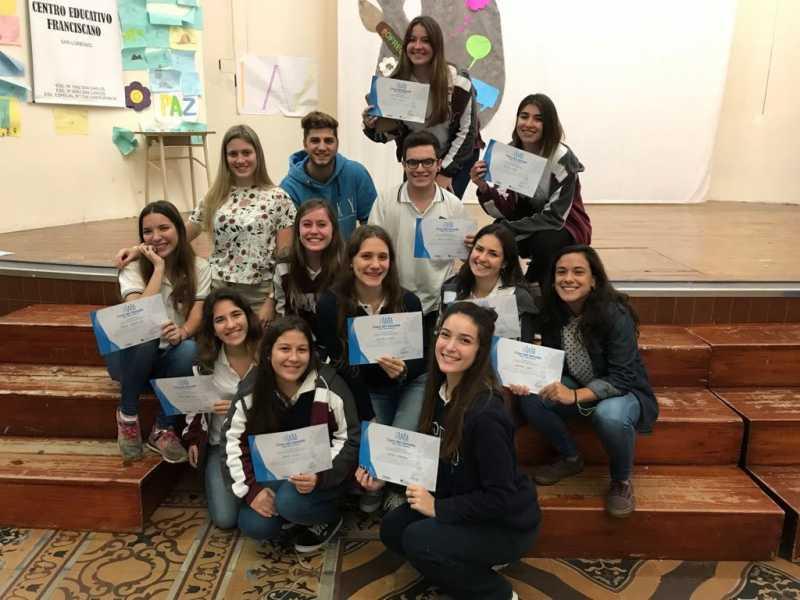 Traferri logra aprobar el proyecto que elaboraron alumnos del Colegio San Carlos