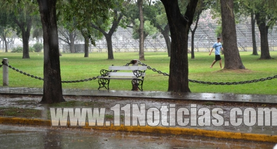 Tras el intenso calor, esta tarde llega la lluvia a la región