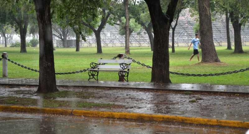 Alerta Meteorológico por lluvias Intensas en la región