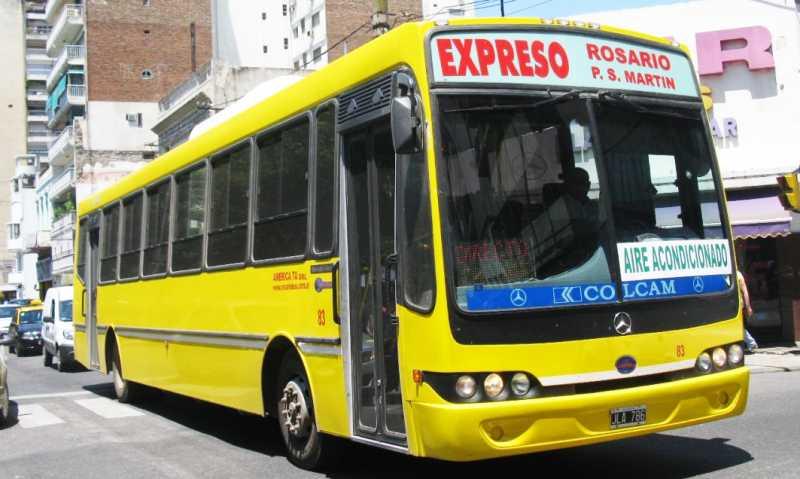 Desde este domingo aumenta el transporte interurbano de pasajeros