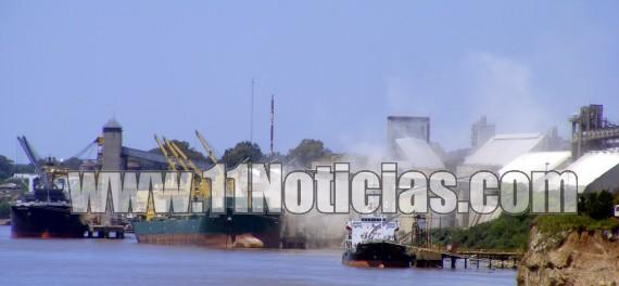 Promueven un marco de seguridad sanitaria en los puertos de Santa Fe