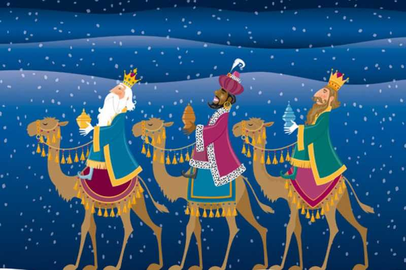 Los Reyes Magos pasarán esta tarde por Fray Luis Beltrán