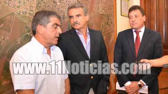 Raimundo, Traferri y Rossi por el feriado Nacional del 3 de febrero