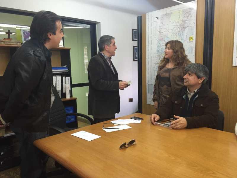 Traferri entregó aportes a instituciones de danzas