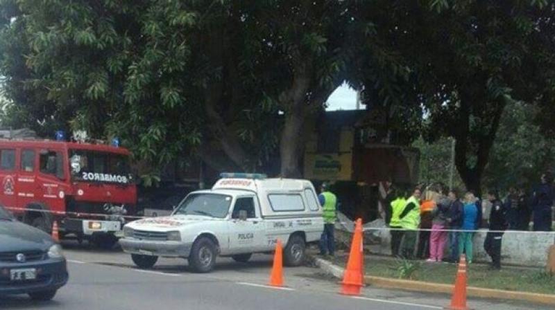 Capitán Bermúdez: Murió una ex directora tras ser arrollada por el tren