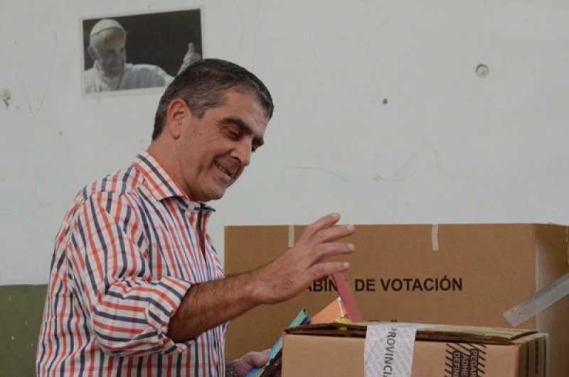 Traferri fue el precandidato a senador más votado