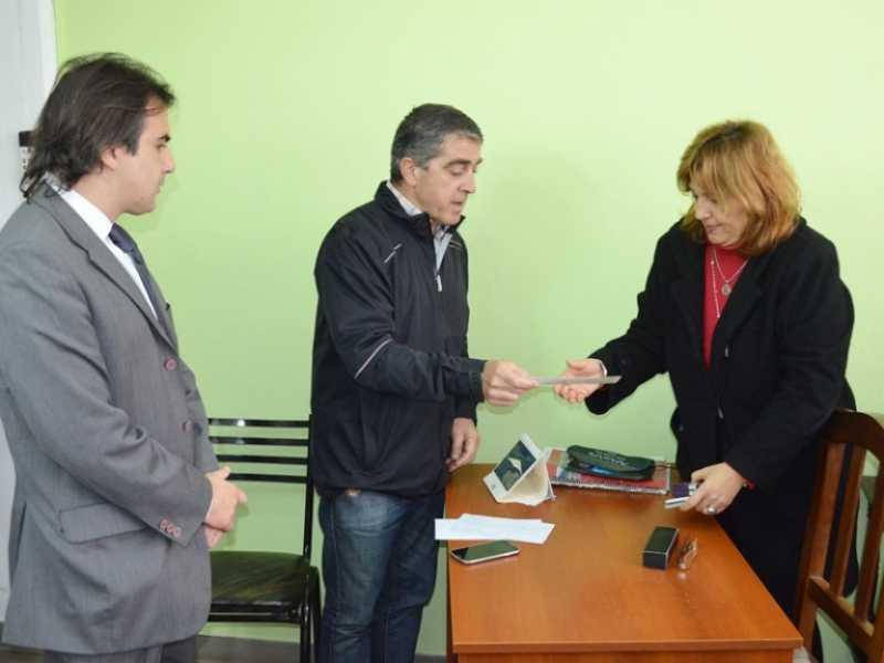 A través de un convenio con Traferri, la Escuela Roque Nosetto creará un nuevo cargo