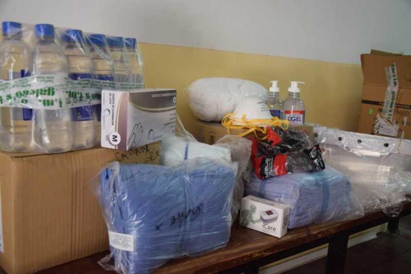 Beltrán: Gestiones para el Centro de Salud y de Aislamiento por COVID-19