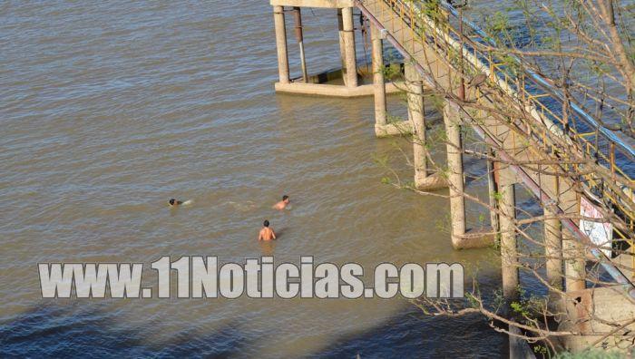 Continúa la búsqueda del joven desaparecido en las aguas del Paraná
