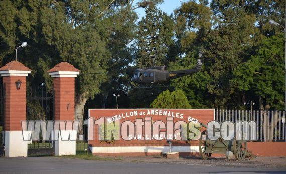 Hoy señalizan el Batallón de Arsenales de Fray Luis Beltrán como Sitio de la Memoria