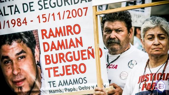Murió Roberto Burgueño, padre del joven que falleció en Vicentín en 2007