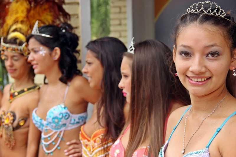 San Lorenzo tiene todo listo para los festejos de carnaval