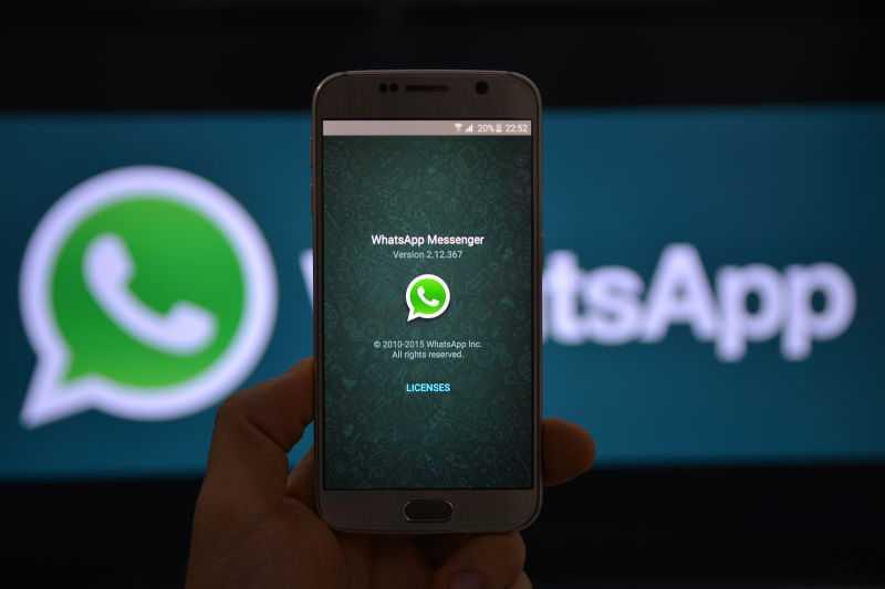 Se cayó WhatsApp a nivel mundial