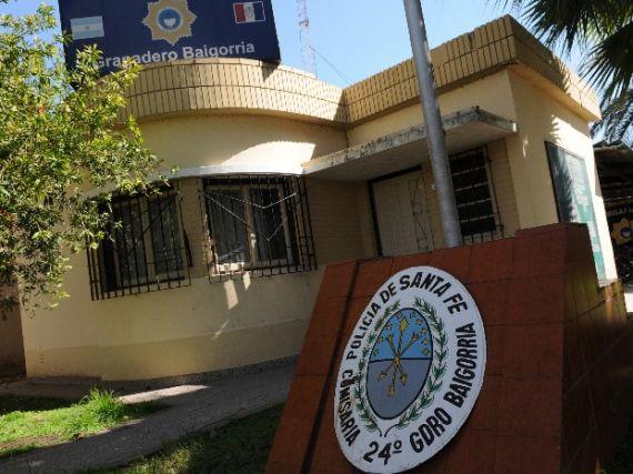 Denuncian violentas agresiones de efectivos de la Comisaría 24 de Baigorria