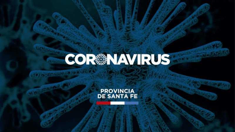 Seis nuevos casos de COVID-19 en Santa Fe: dos en San Lorenzo y uno en Fray Luis Beltrán