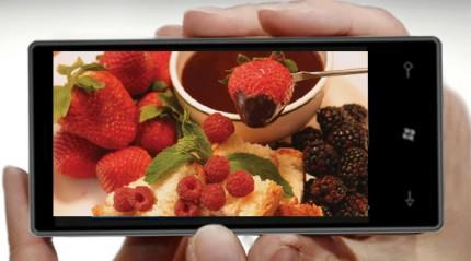 Una aplicación móvil cuenta calorías a partir de fotos de comida