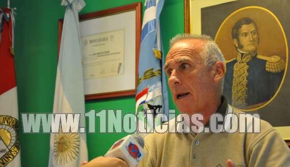 """Carlos De Grandis: """"Este país va a salir adelante con más educación y cultura"""