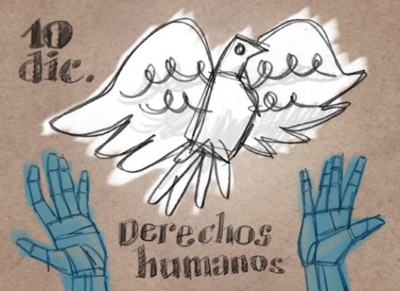 Día internacional de los Derechos Humanos y día del trabajador social en Argentina