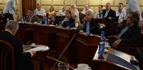 Media sanción al consenso fiscal acordado entre Provincia y Nación