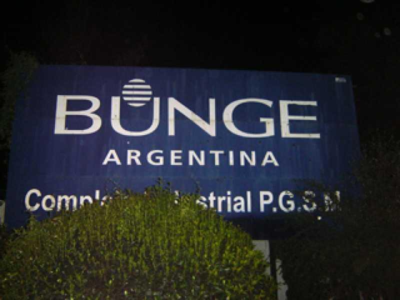 Comunicado oficial de Bunge tras la muerte del operario
