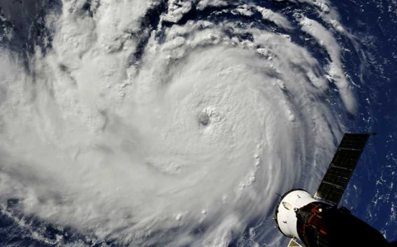 El monstruoso huracán Florence traerá un desastre que podría durar por días en la costa de Carolina del Norte