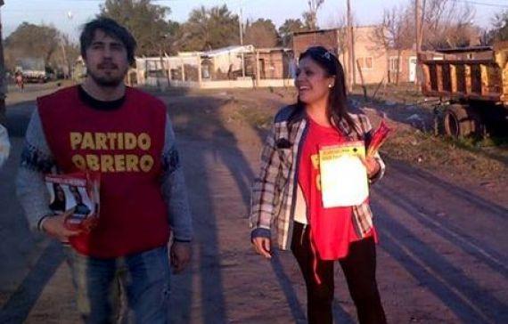 """""""Es un operativo contra el Partido Obrero"""""""
