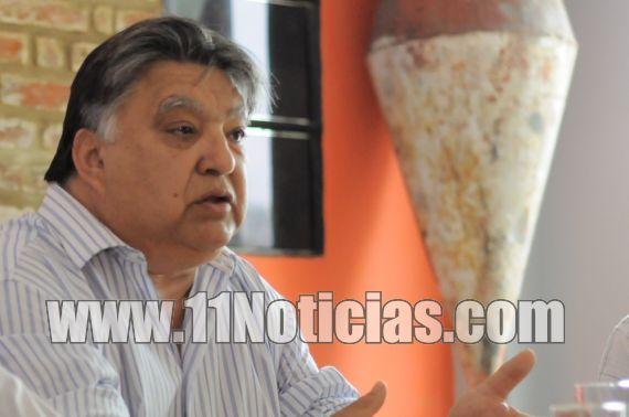 """Julio Insfrán:""""La CGT de Moyano es la institucional"""""""