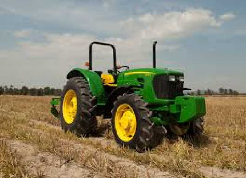 Timbúes: Un hombre Murió al explotar el motor de un tractor que estaba reparando