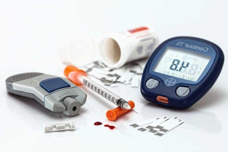 Traferri obtuvo el apoyo para crear un banco provincial de insulina