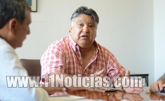 González Insfrán: Sale más caro traer la carga desde Corrientes hasta Rosario que llevarlo a Francia