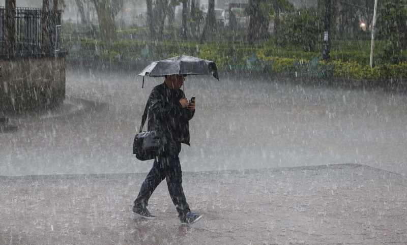 Continúa el alerta y se esperan lluvias hasta el viernes
