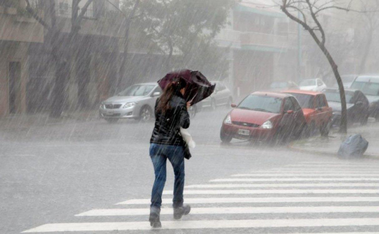 Se renueva el alerta meteorológico para el sur de Santa Fe