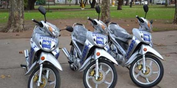 Asaltaron a tres inspectores de tránsito en Baigorria