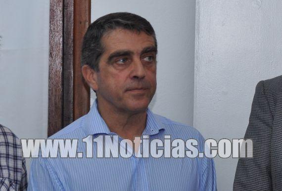 Empresarios de la Cámara de Comercio recibieron al Senador Armando Traferri