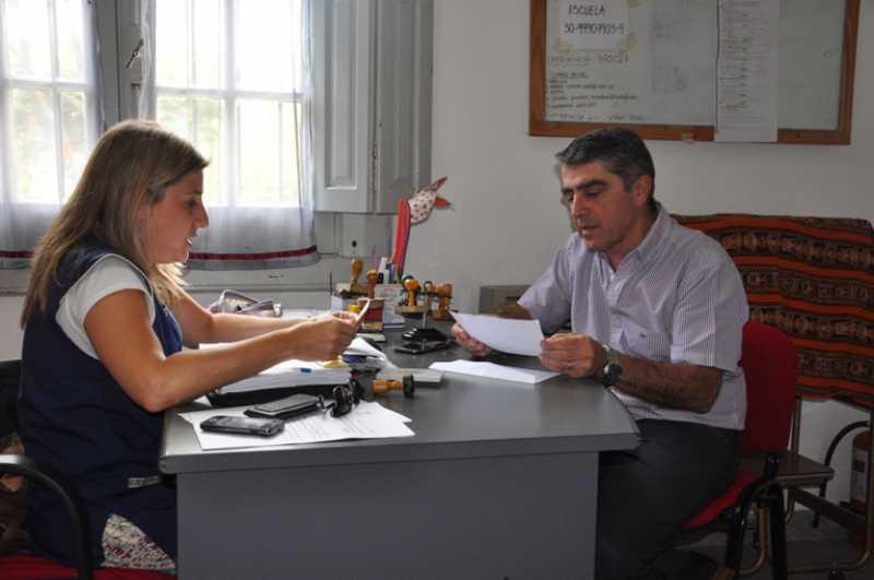 La Escuela 220 de Ricardone terminará sus obras en el año de su 125 aniversario