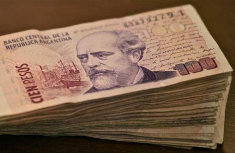 Roban 90 mil pesos de una empresa en Puerto San Martín