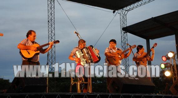 Pre-Cosquin 2013 en San Lorenzo