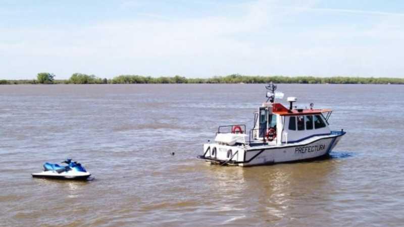 Hallaron el cuerpo de la mujer buscada en el Rìo Paraná