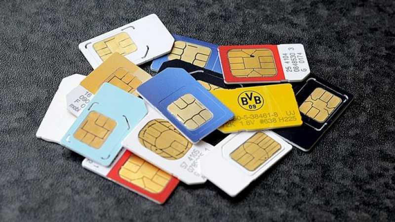 Luz verde a la creación del registro de tarjetas SIM, iniciativa del Senador Armando Traferri