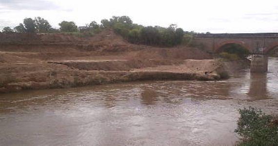 Hallaron el cuerpo del joven ahogado en el Río Carcarañá