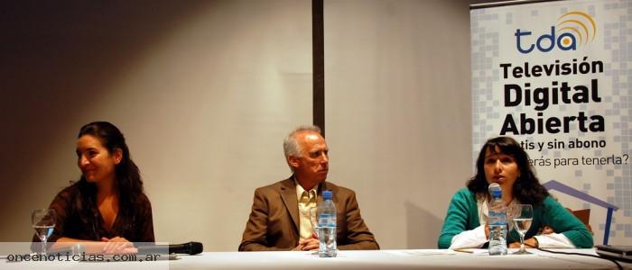 Conferencia sobre la Televisión Digital Abierta