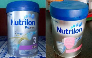 La Anmat prohibió la venta la leche Nutrilón para bebés