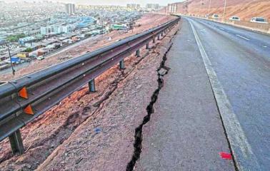 Un sismo en San Juan se sintió desde Chile hasta Rosario