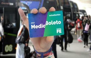 Rosario: Entregarán las credenciales del Medio Boleto Interurbano 2017