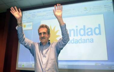 En Santa Fe gana el Frente Justicialista con Rossi